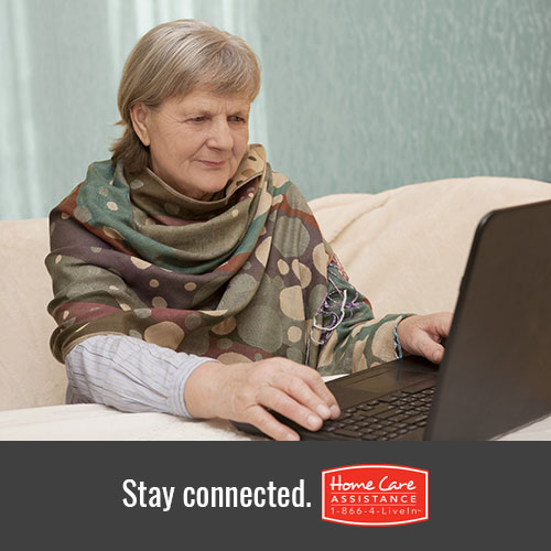 Benefits of Facebook for Seniors