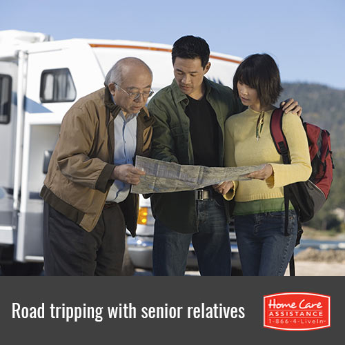 Planning a Road Trip With Senior Family Members