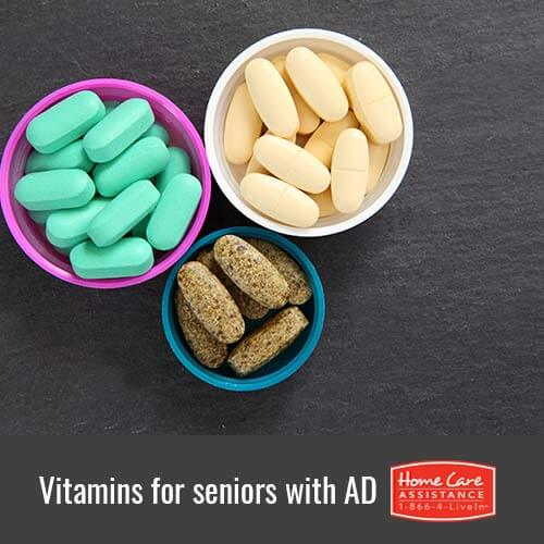 Best Vitamins for Seniors With Alzheimer's