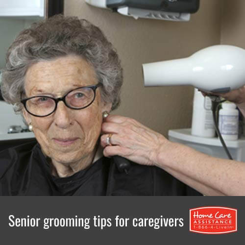 Tips to Help Caregivers Groom Senior Loved Ones in Waterloo, CAN