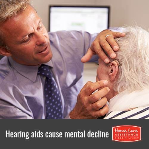 Can Hearing Aids Cause Mental Decline in Waterloo, CAN
