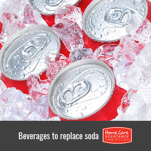 Alternative Beverages for Seniors to Drink Other Than Soda in Waterloo, CAN
