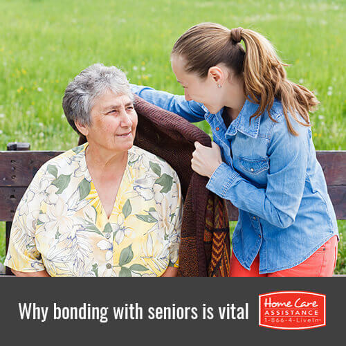 Why It's Important to Bond with Seniors in Waterloo, CAN