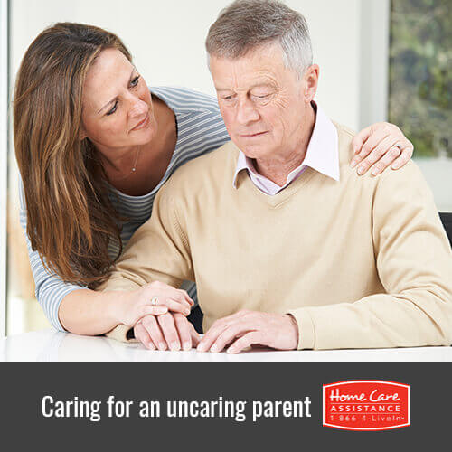 How to Care for a Parent Who Didn't Care for You in Waterloo, CAN