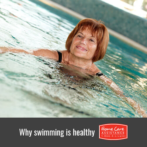 Why Swimming Is Good for Senior Health in Waterloo, CAN