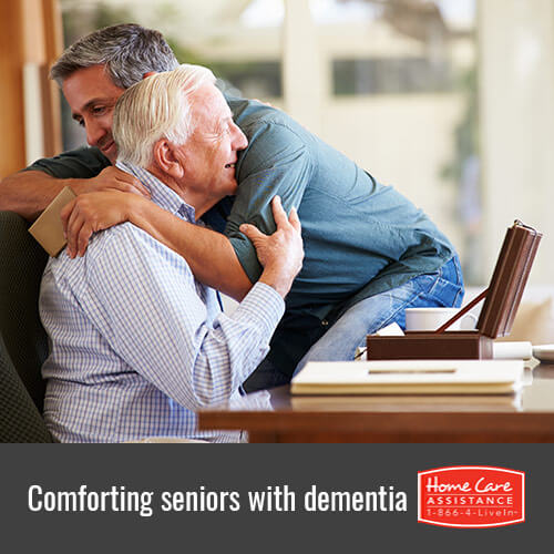 Ways to Comfort Seniors with Dementia in Waterloo, CAN