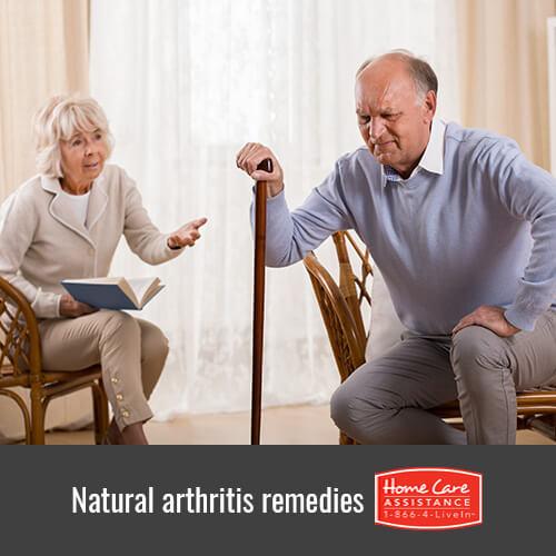Helping Seniors Treat Arthritis Naturally in Waterloo, CAN