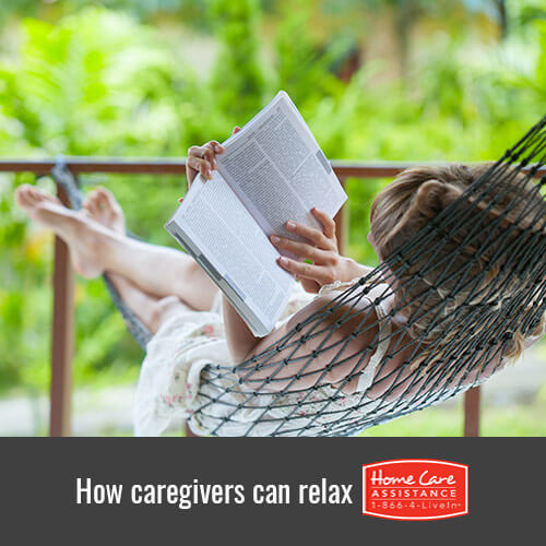 Easy Tips for Family Caregivers to Relax in Waterloo, CAN