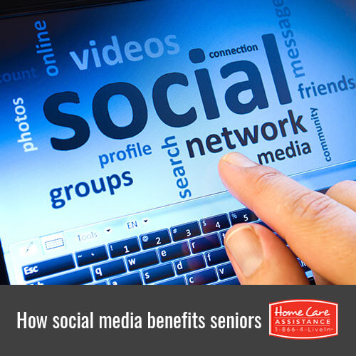 How the Elderly Benefit From Using Social Media in Waterloo, CAN