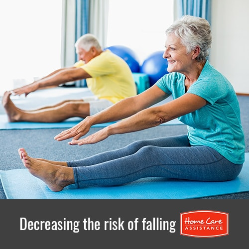 Exercises That Help the Elderly Decrease the Risk of Falling in Waterloo, ON, Canada