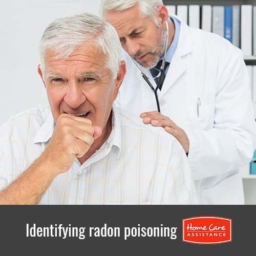 Radon Poisoning in Older Adults in Waterloo, ON, Canada