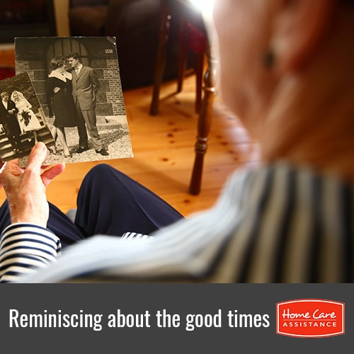 Remembering the Past with Your Senior Loved One in Waterloo, ON, Canada