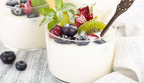 Health Advantages for Seniors Who Eat Greek Yogurt