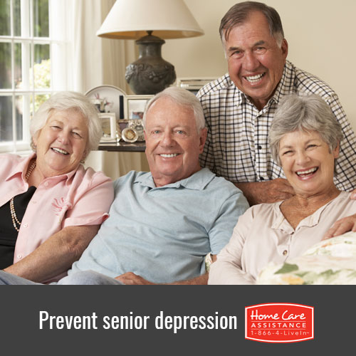 Prevent Depression in Seniors With These Activities