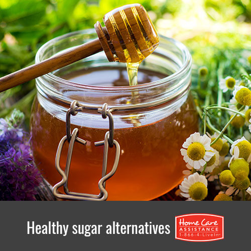 Discover Healthy Alternatives to Sugar for Your Senior Loved One