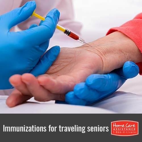 Waterloo, CAN Immunizations Seniors Need Before Traveling