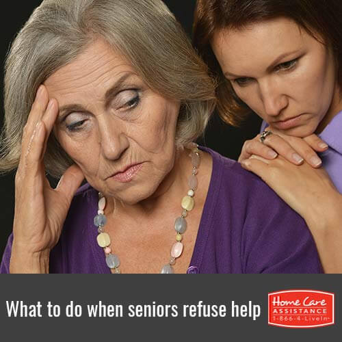 What You Can Do When Your Senior Loved One Resists Help in Waterloo, CAN