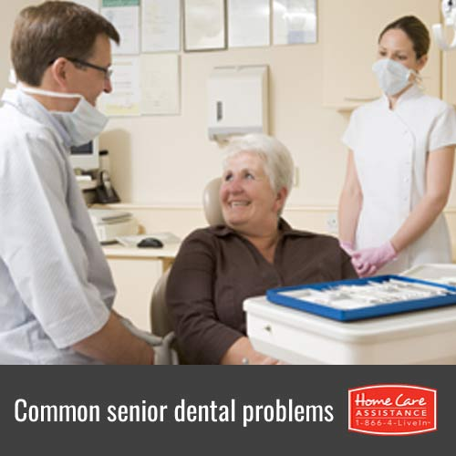 4 Common Dental Problems Waterloo, CAN Seniors Face