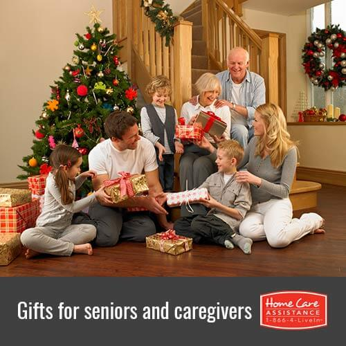 Thoughtful Gifts that Benefit Seniors and Family Caregivers in Waterloo, CAN