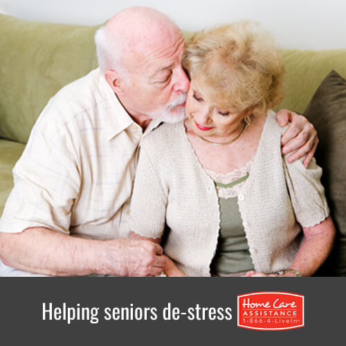 How to Help Your Senior Loved One De-Stress in Waterloo, CAN