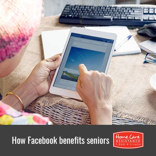 Is Facebook Socially Beneficial for Waterloo, CAN Seniors?