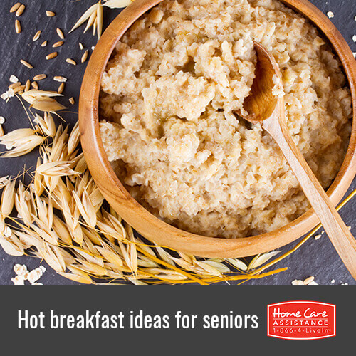 Hot and Healthy Breakfast Ideas for Seniors in Waterloo, CAN