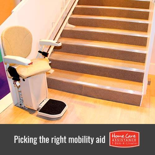 How to Choose the Right Mobility Aid for Seniors in Waterloo, CAN