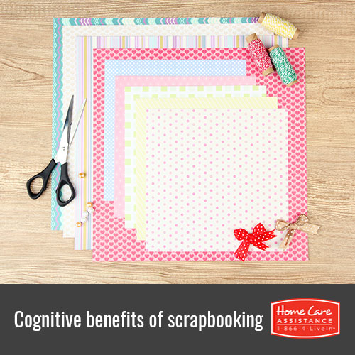 Boosting Senior Cognition Through Scrapbooking in Waterloo, CAN
