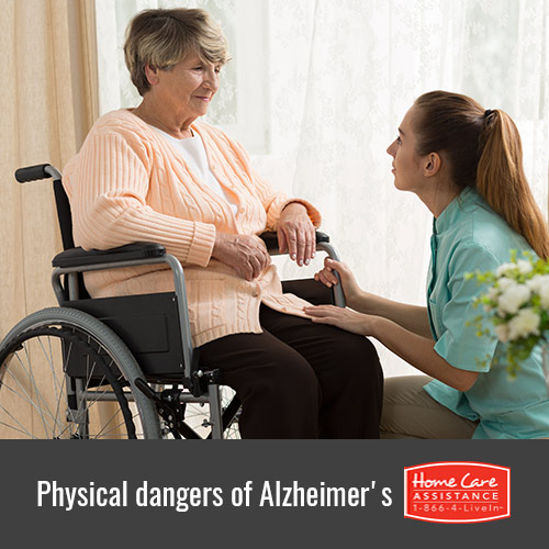 What Are the Physical Dangers of Alzheimer's in Waterloo, CAN?
