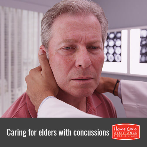 How to Look After Seniors with Concussions in Waterloo, CAN