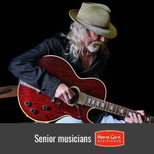 Senior Musicians Over The Age of 65 in Waterloo, ON, Canada