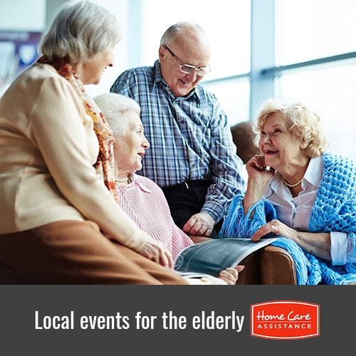 4 Fun Events for the Elderly in Waterloo, ON, Canada