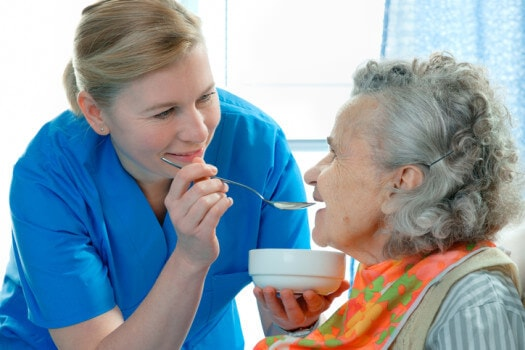 caring for dementia patients