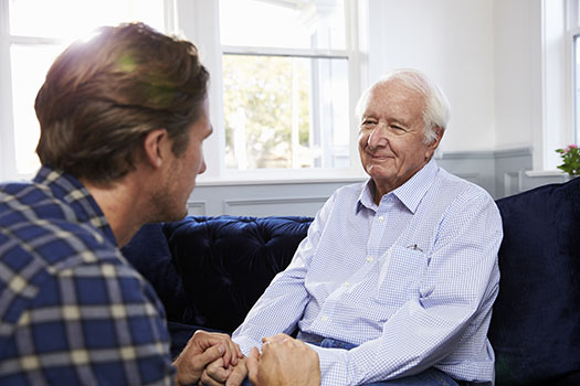 Tips to Communicate with a Senior Who Can't Talk Following a Stroke in Waterloo, ON