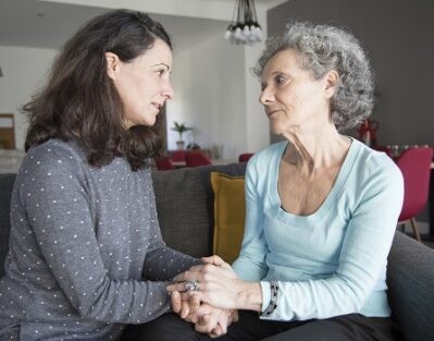 Helping a Senior Loved One Transition to Living with You in Waterloo, ON