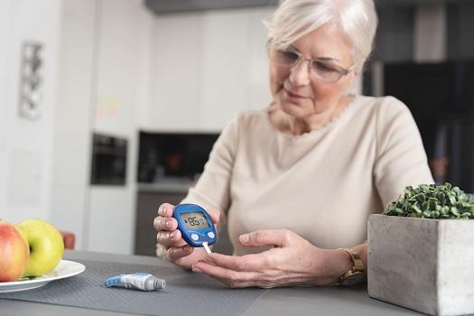 Treating Diabetes in Seniors in Waterloo, ON